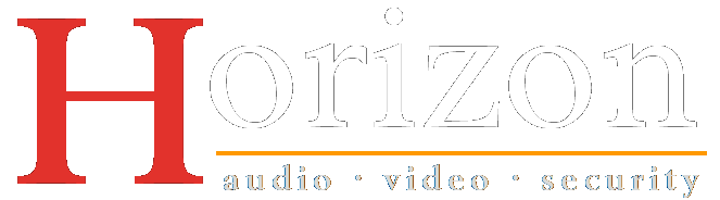 Horizon Audio-Video-Security